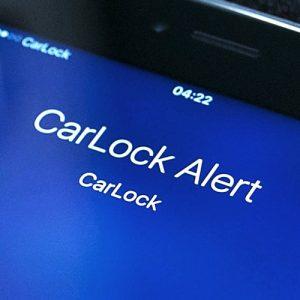 CarLock Backup Call Notifications