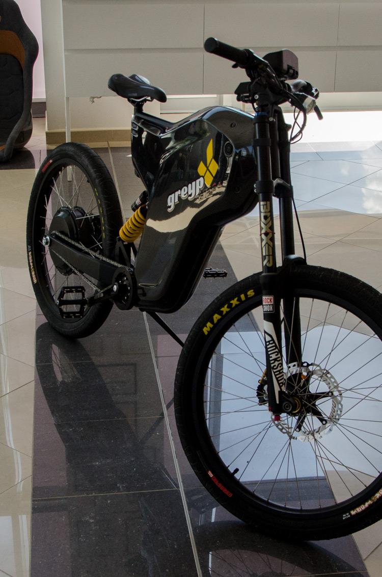 Rimac Greyp Bike